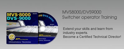 MVS-8000 Operational Training CDROM
